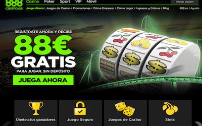 888casino homepage