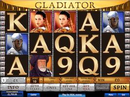 Gladiator tragamonedas