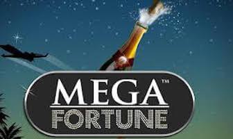 mega fortune tragamoneda
