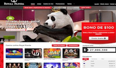 royal panda pagina inicial