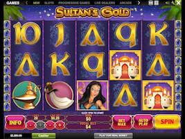 sultans-gold tragamonedas