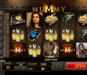the mummy tragamonedas playtech