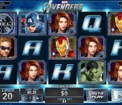 tragamonedas the Avengers